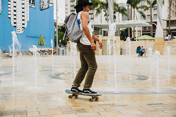 Surf and Skateboard Like an Olympian in San Diego